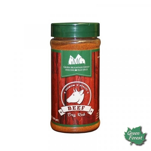 Green Mountain Grills Beef rub