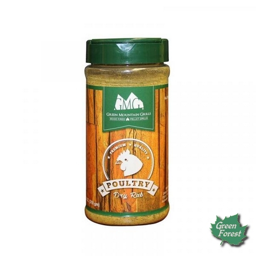 Green Mountain Grills poultry rub